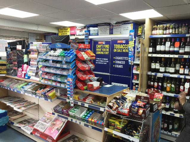 Newsagent and Off Licence in Worthing For Sale