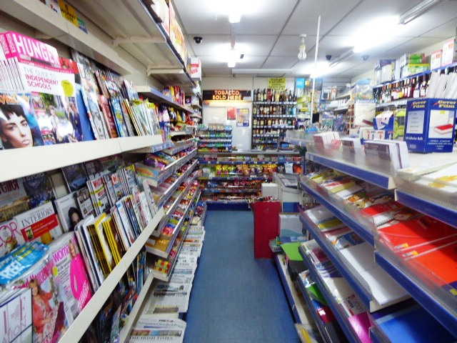 Newsagent and Off Licence in Richmond For Sale