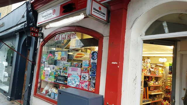 Post Office Local with Card Shop and Stationers in South London For Sale