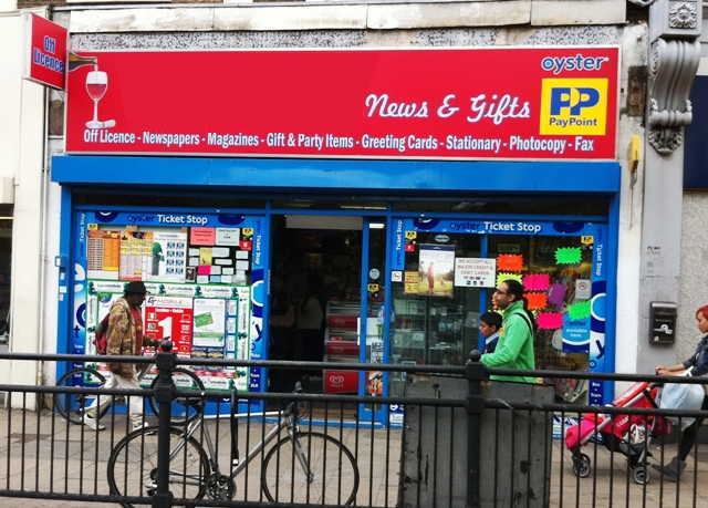 Newsagent and Off Licence in East London For Sale