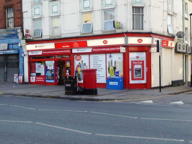 Newsagent and Post Office in East London For Sale