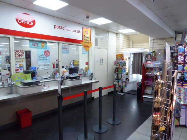 Buy a Newsagent and Post Office in East London For Sale