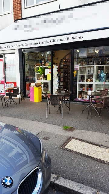 Tea Room, Gift and Card Shop in Essex For Sale