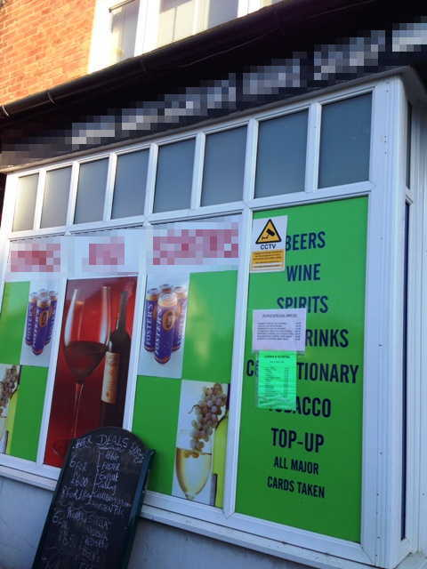 Off Licence in West Sussex For Sale