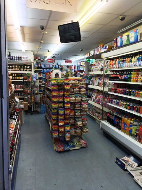Newsagent and Off Licence in North London For Sale