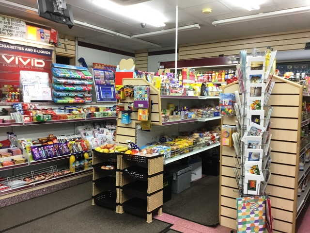 Newsagent with Off Licence in South London for Sale