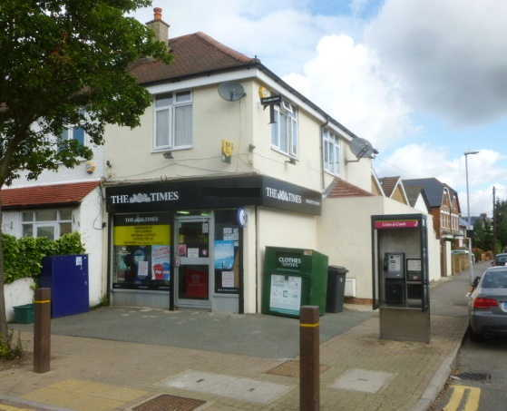 Newsagent with Off Licence in Surrey For Sale