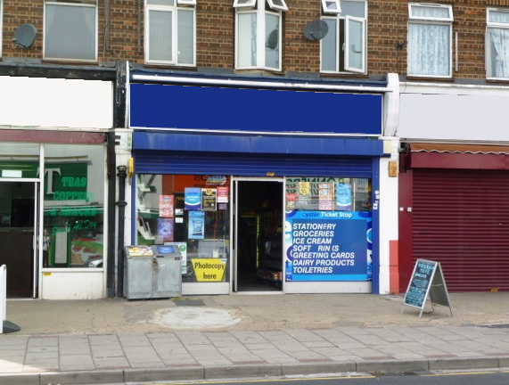 Newsagent with Off Licence in Kent For Sale