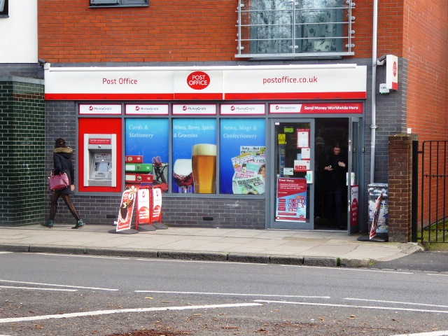Newsagent and Main Post Office in East London For Sale