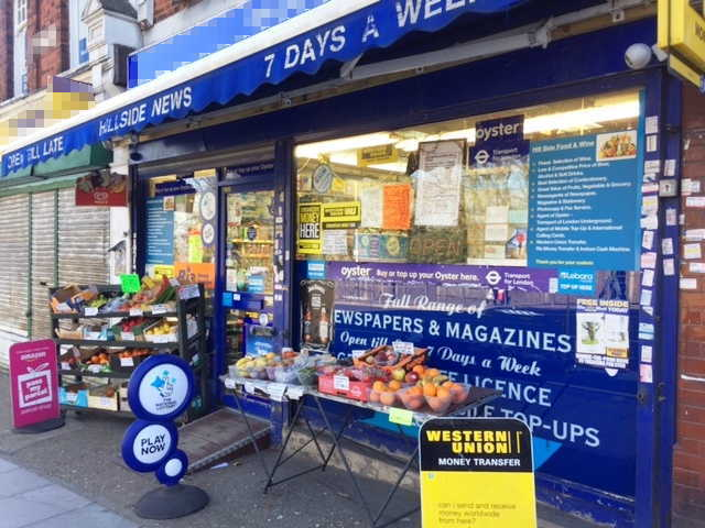 News, Convenience and Fruit & Greens Shop in Hertfordshire For Sale