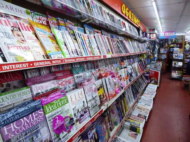 Newsagent in North London for Sale