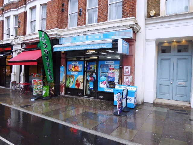 Newsagent with Off Licence for sale in Central London