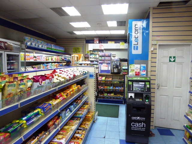 Newsagent with Off Licence in Central London for Sale