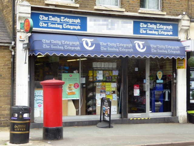 Newsagent and Post Office in Hertfordshire for sale