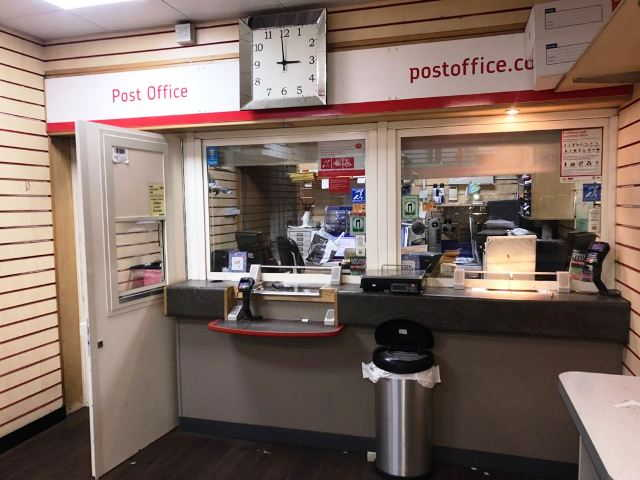 Main Post Office in South London For Sale