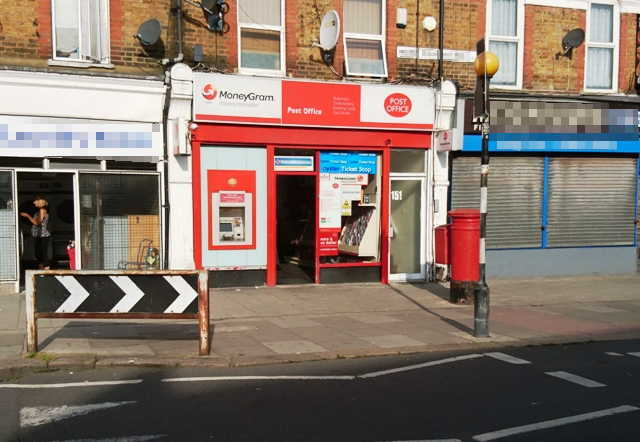 Main Post Office in North London For Sale