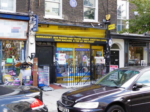 Newsagent and Off Licence in West London For Sale