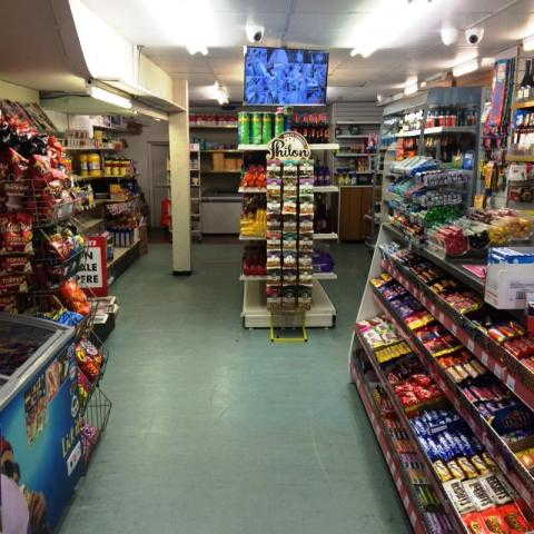 Newsagent and Off Licence in Margate For Sale