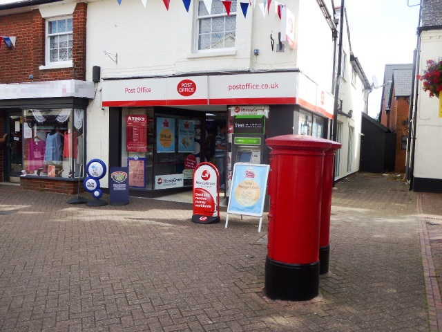 Main Post Office in Hampshire For Sale