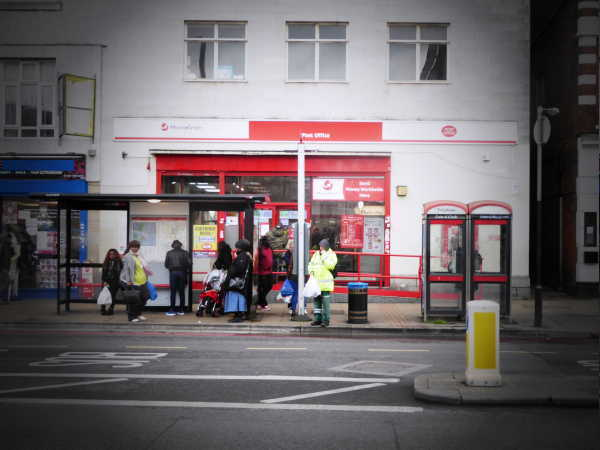Main Post Office with Cards and Stationary in South London For Sale