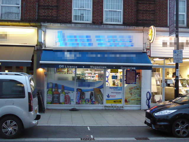 Off Licence in Surrey For Sale