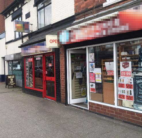 Off Licence in Leicestershire for sale