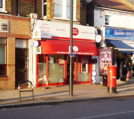 Post Office & Card Shop in Middlesex For Sale