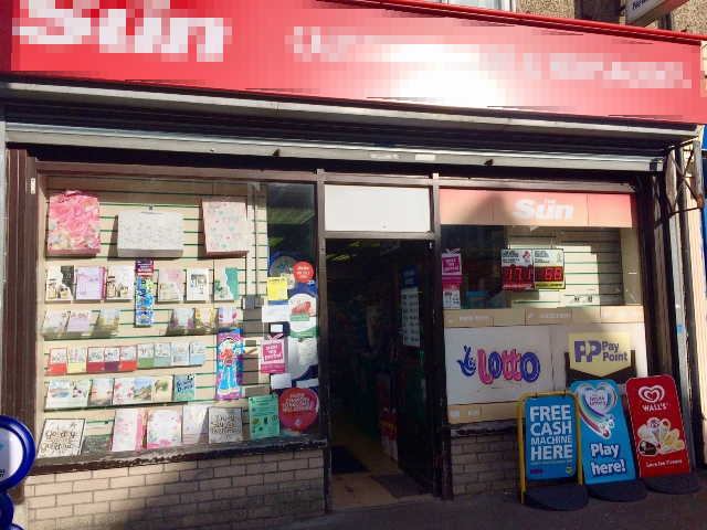 Newsagents in Somerset For Sale