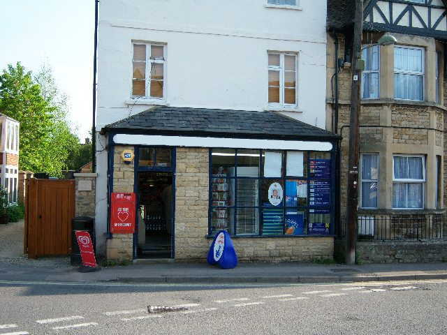 Newsagent and Off Licence in Oxfordshire For Sale