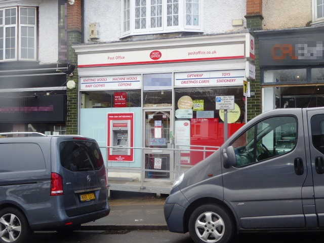 Main Post Office in Surrey For Sale