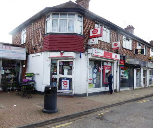 Main Post Office in Middlesex For Sale