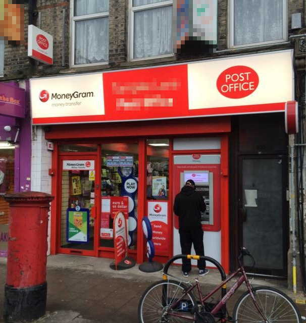Main Post Office, Card Shop, Stationers and Household Goods Shop in North London For Sale
