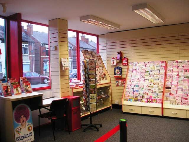Main Post Office with Cards in Nottinghamshire for Sale