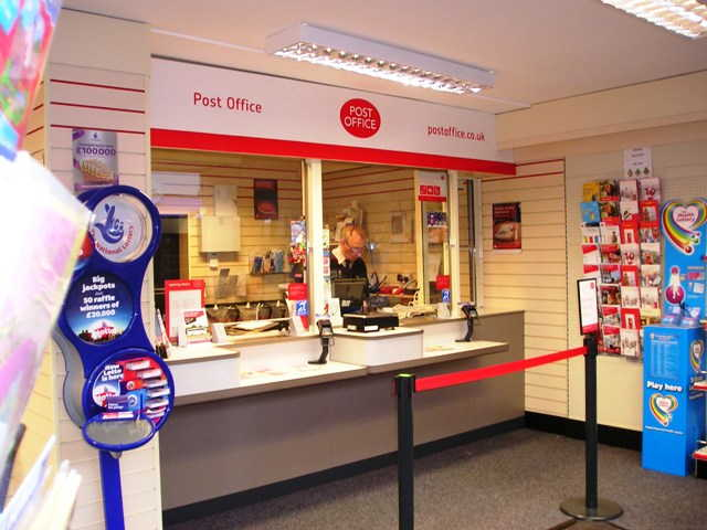Sell a Main Post Office with Cards in Nottinghamshire