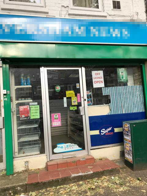 Newsagent & Off Licence in Berkshire for sale