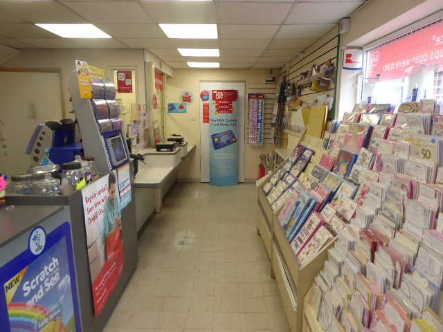Buy a Post Office & Card Shop in Staffordshire