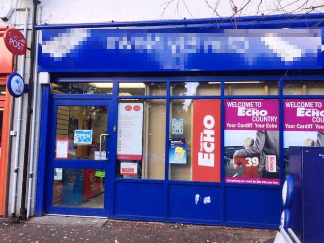 Newsagent & Post Office in South Wales For Sale
