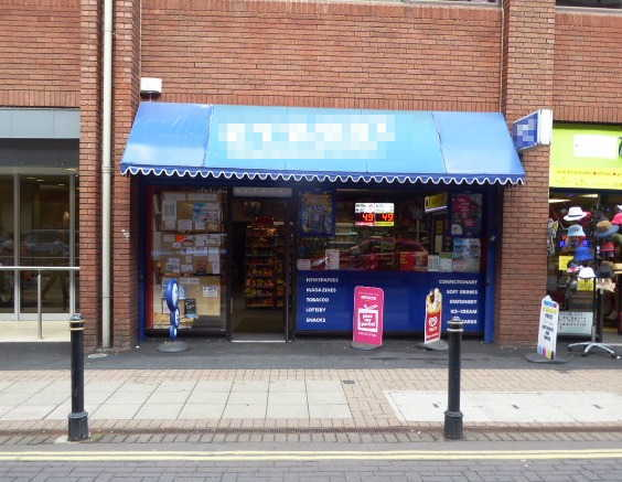 Newsagent in Surrey For Sale
