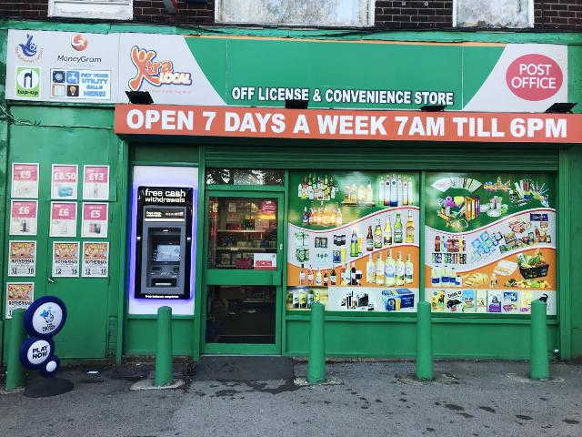 Convenience Store & Post Office in South Yorkshire For Sale