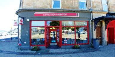 Main Post Office in Scotland For Sale