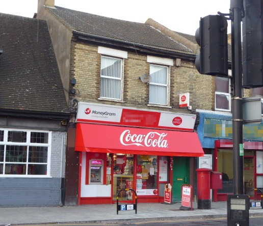 Newsagent and Main Post Office in South London For Sale