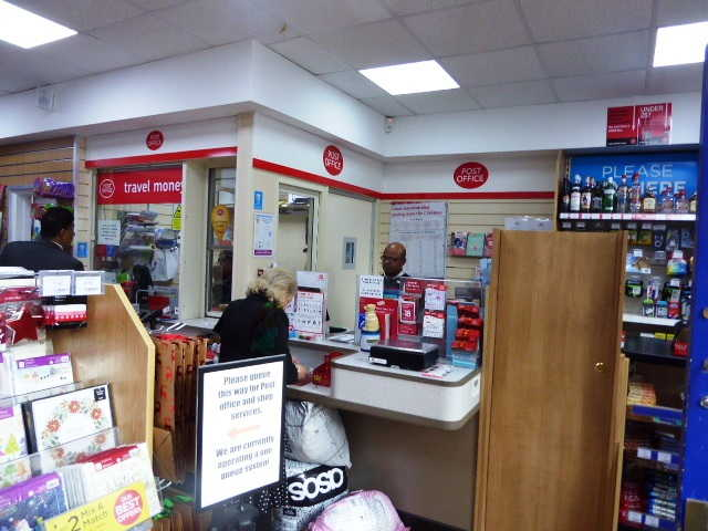 Buy a Main Post Office & Off Licence in East Sussex For Sale