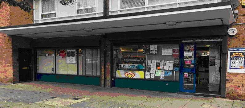 Newsagent and Off Licence in Bedfordshire For Sale