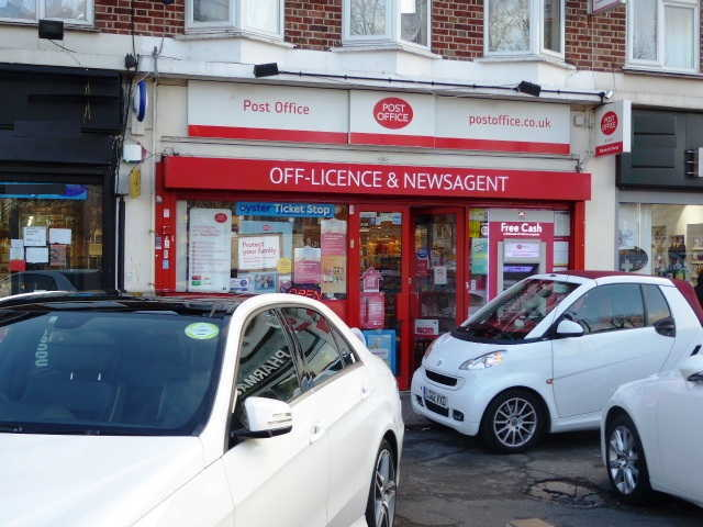 Newsagent & Post Office in Middlesex For Sale