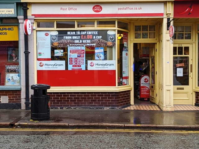 Newsagent & Post Office in West Midlands For Sale