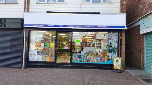 Off Licence in West Midlands For Sale