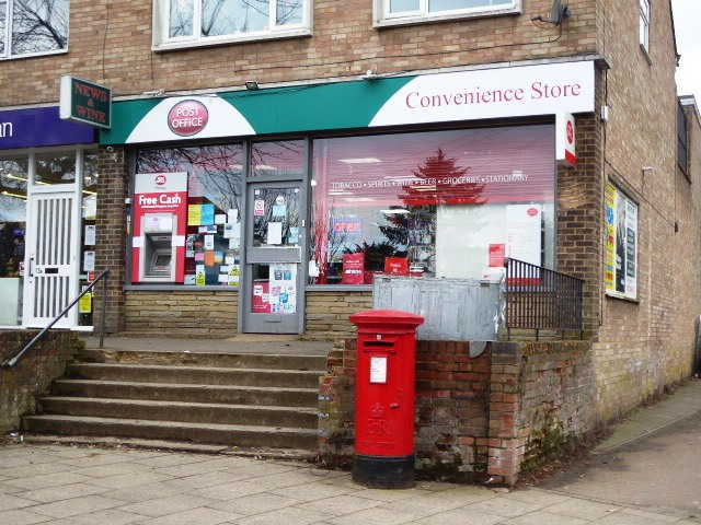 Newsagent & Post Office in Hertfordshire For Sale