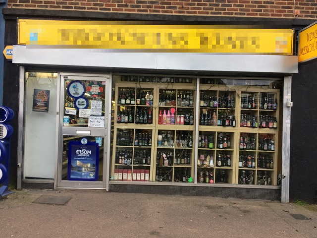 Off Licence with National Lottery in Hertfordshire For Sale