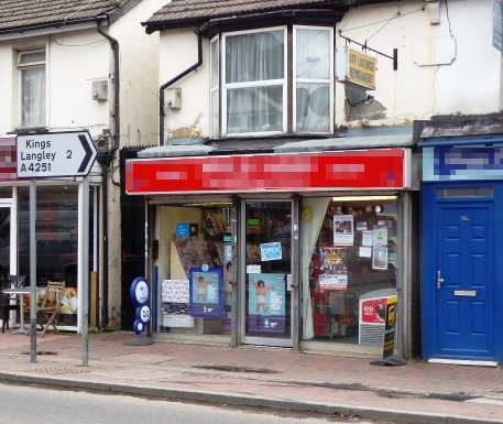 Newsagent& Off Licence in Hertfordshire For Sale