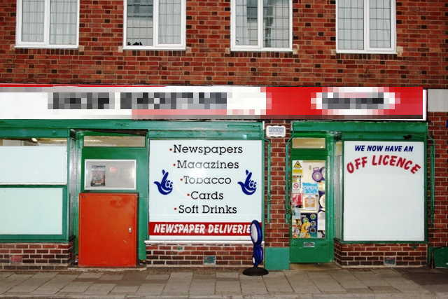 Newsagent & Off Licence in Staffordshire for sale